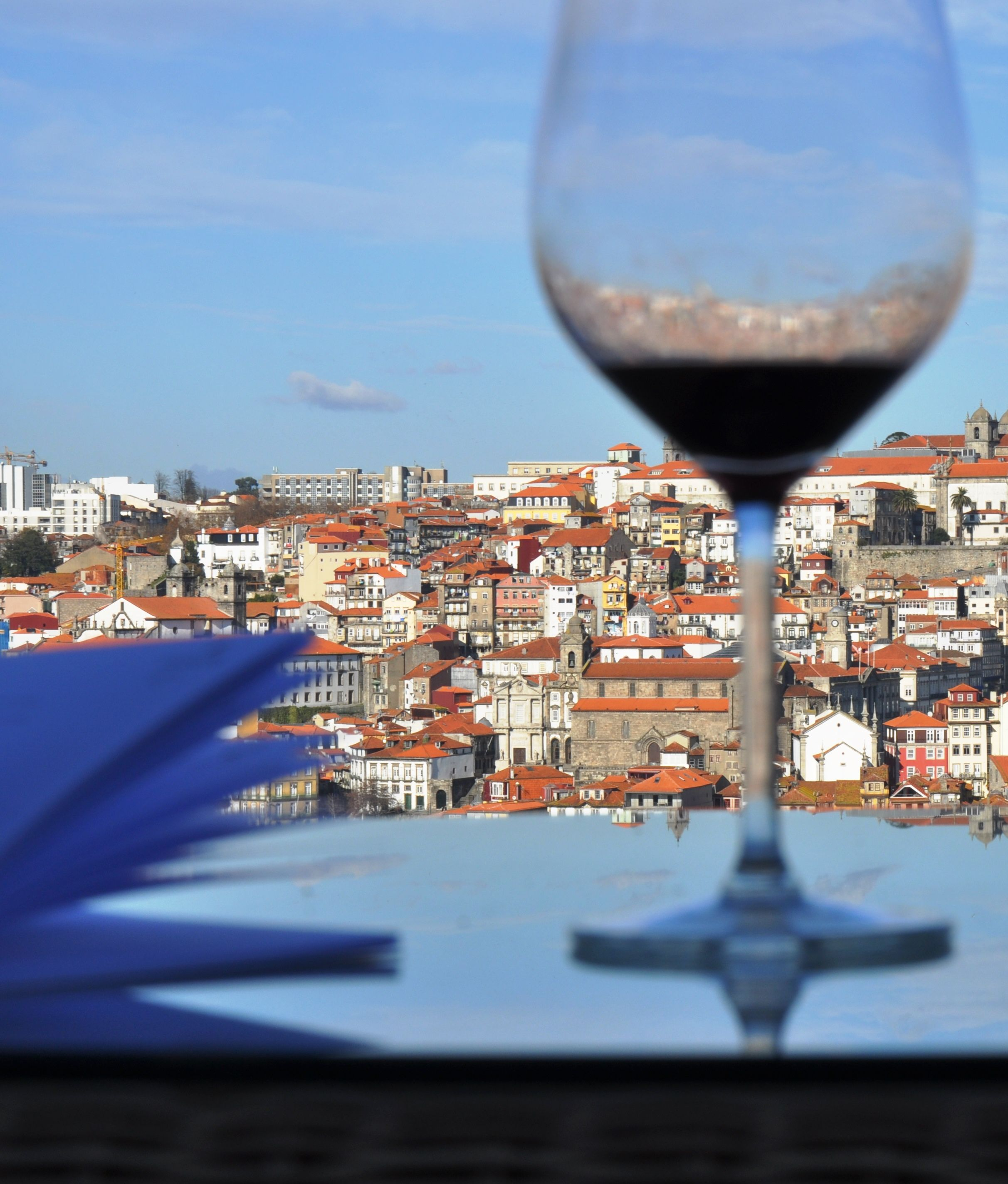 Summer in Porto    Summer Wine Party   Thursday 21 Aug 2014   The Yeatman Hotel