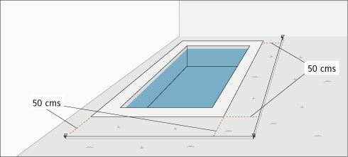 Planos para construir una piscina econ mica piscinas for Como hacer una piscina economica