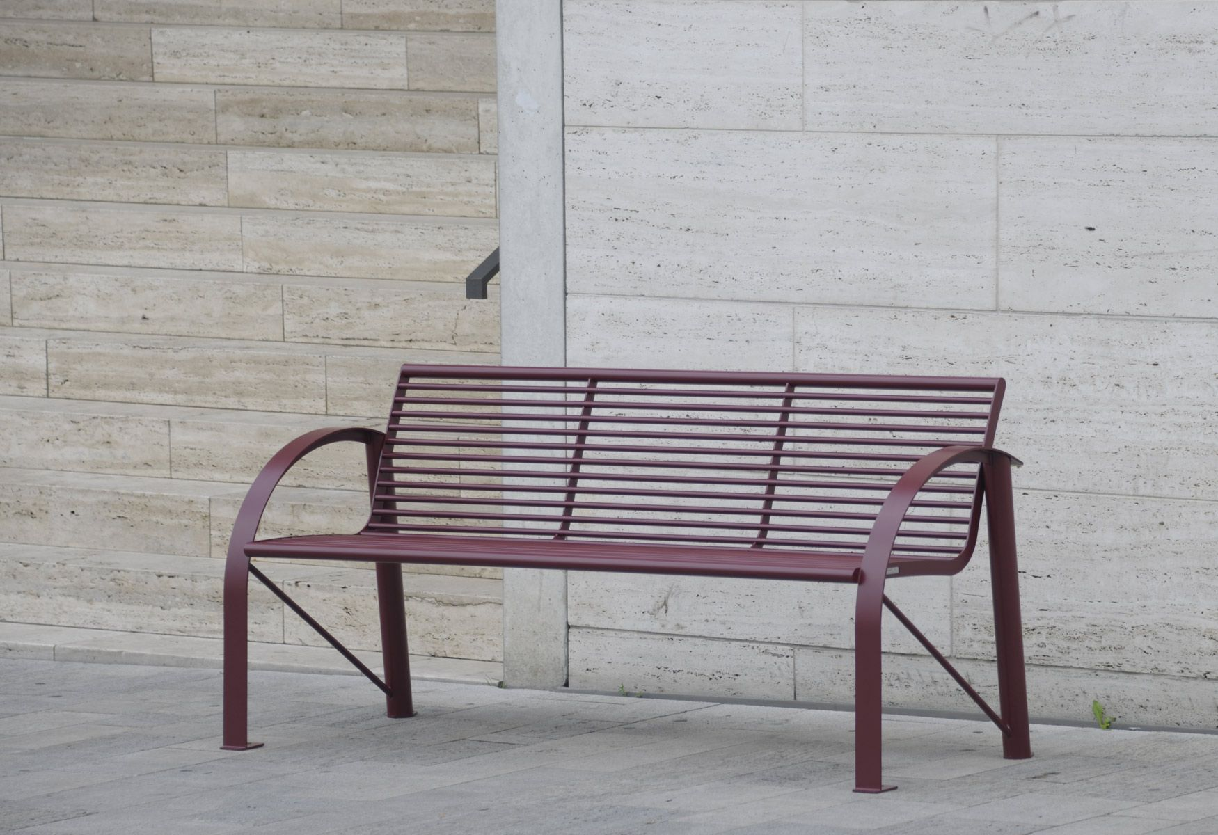 BENKERT BÄNKE | Street furniture / Benches | Pinterest | Street ...