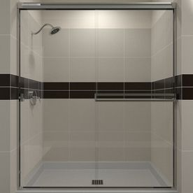 Arizona Shower Door Traditional 61 125 In To 63 In W X 67 375 In H