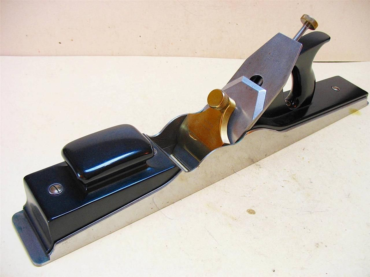 Rare Norris London A1 22 1 2 Jointer Plane Ebay Tools