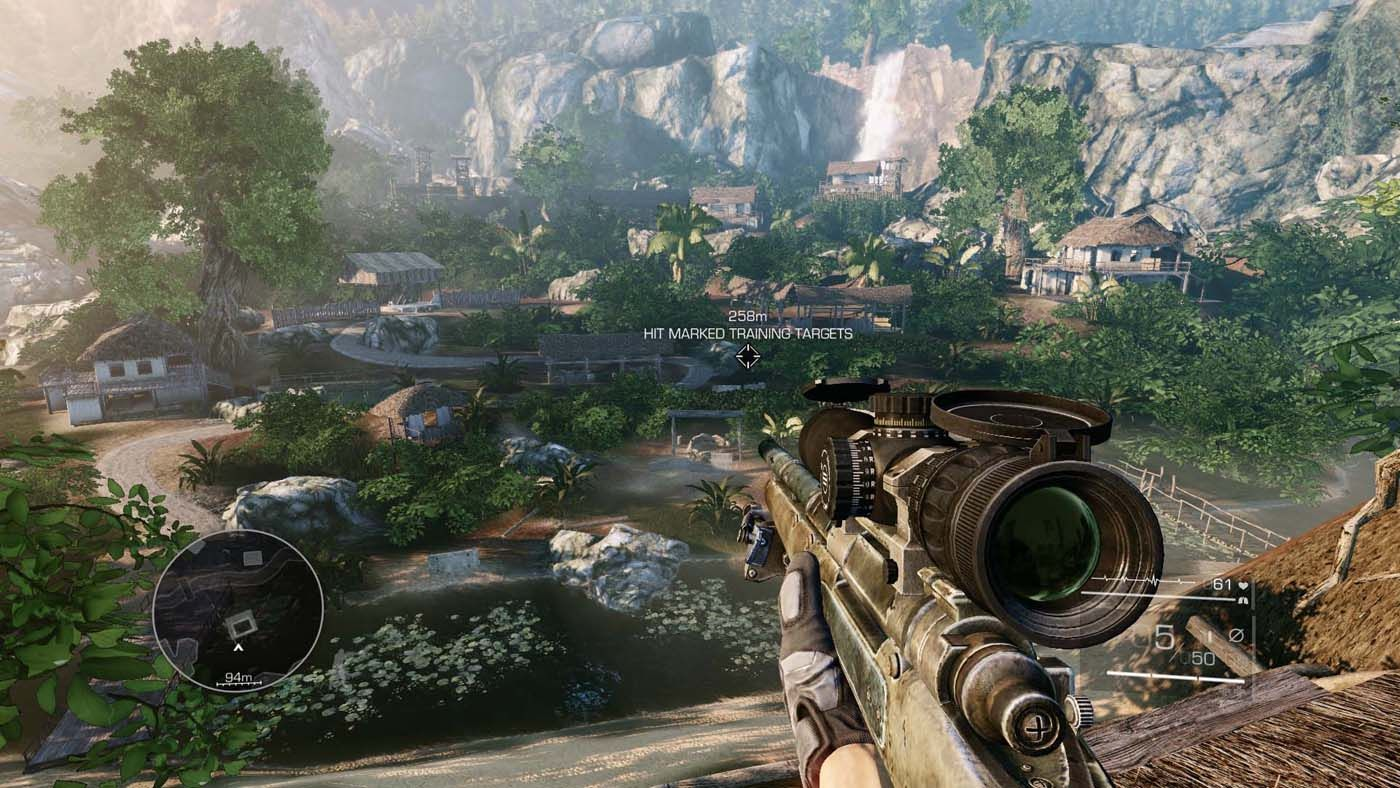 Sniper Ghost Warrior 2 has ...