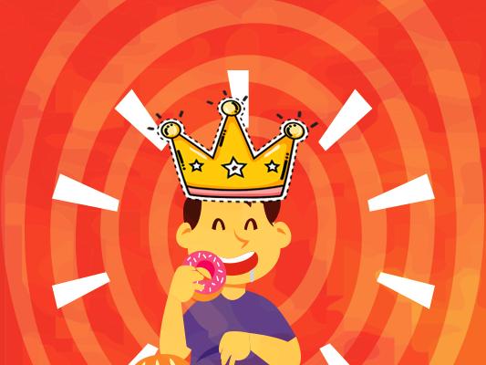 قصة اريد التاج قصة عن الاسراف في الطعام قصص اطفال هادفة Crafts For Kids Character Fictional Characters
