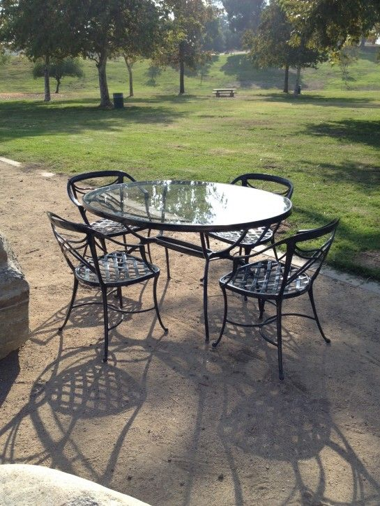 Leaders Patio Furniture West Palm Beach: Image Result For Ideas For Redoing A Round Glass Top Patio