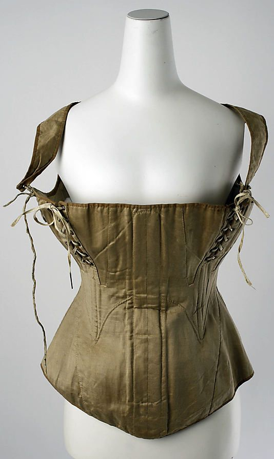 1810, nursing corset