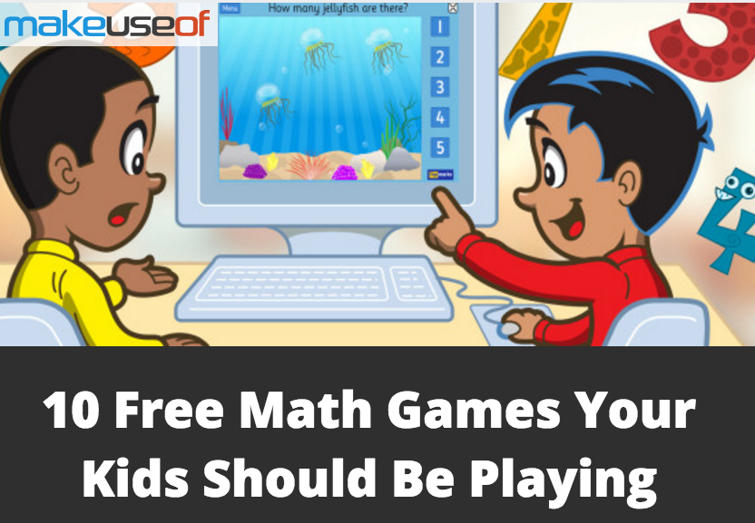 10 Free Math Games Your Kids Should Be Playing