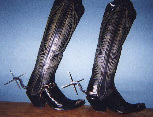 30c0785527 Paul Bond Boots