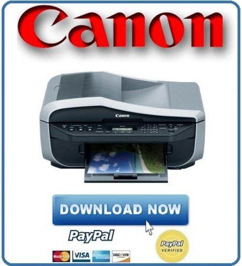 canon pixma mp750 mp780 service repair manual