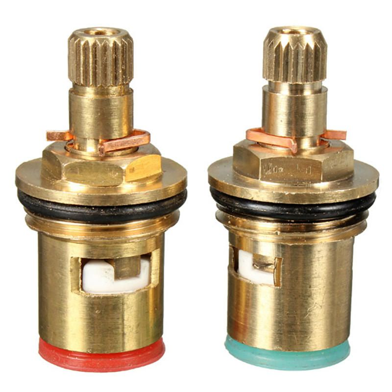 Us 2 85 2pcs 1 2 Inch Quarter Turn Tap Valve Cartridge Brass Ceramic Disc Hot Cold Replace Electrical Equipment Supplies From Tools Industrial Scientific O With Images Tap Valve Ceramics Turn Ons