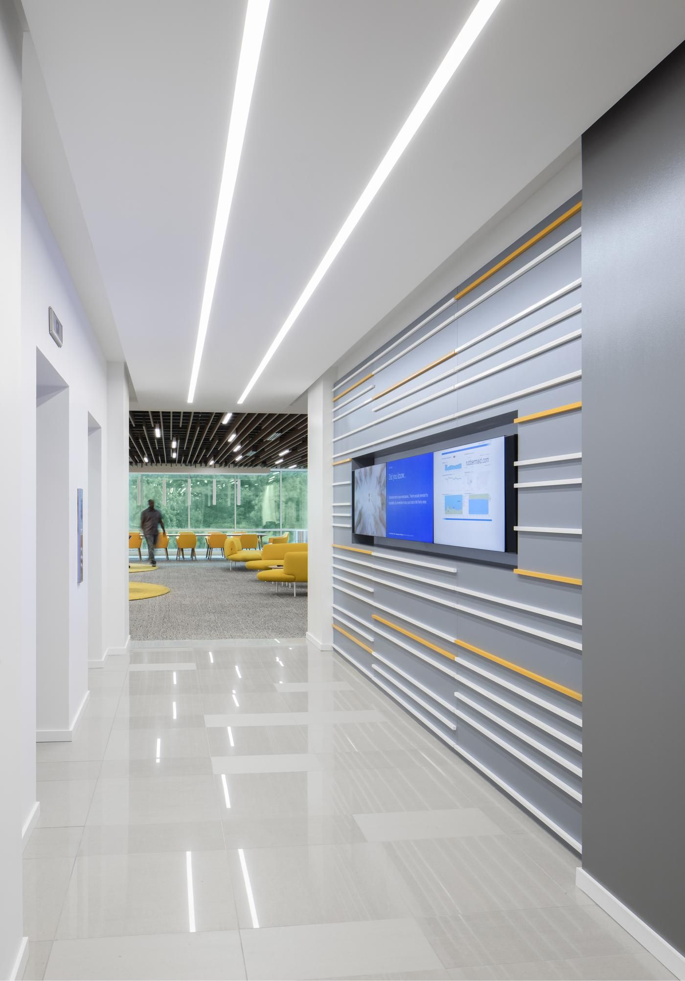 Brandnewell Designs: Newell Brands, Atlanta Office Renovation