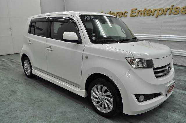 Japanese Vehicles To The World 2007 Toyota Bb For Zanzibar