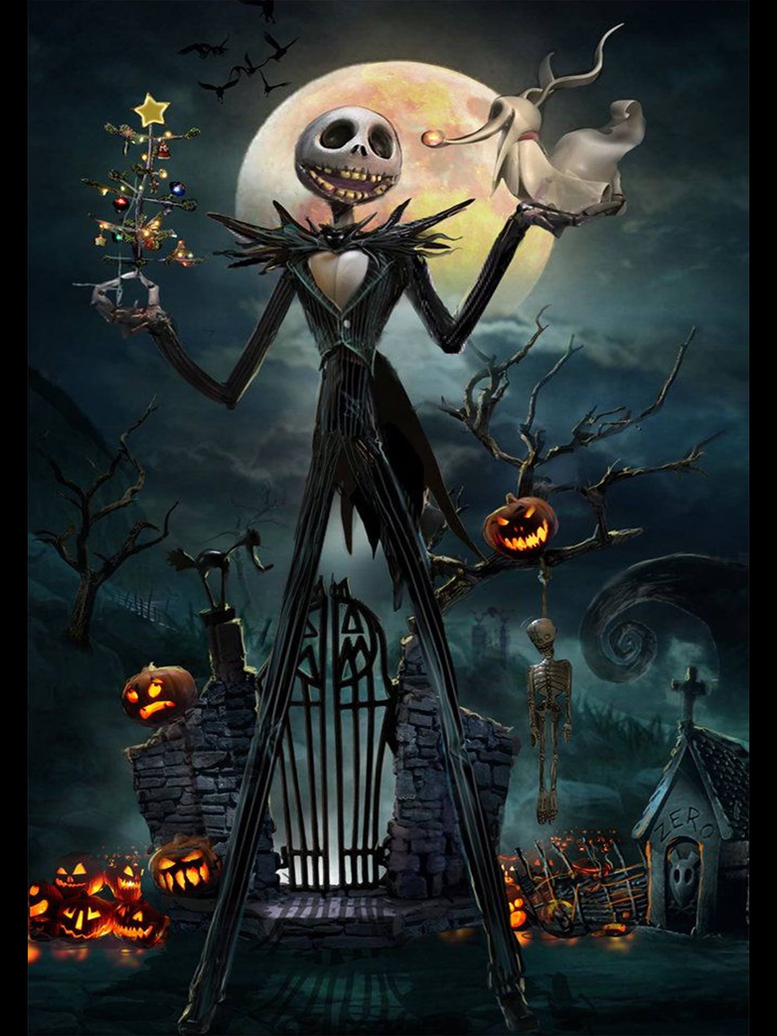 Pin by Dinah Demeny on Nightmare before Christmas in 2019