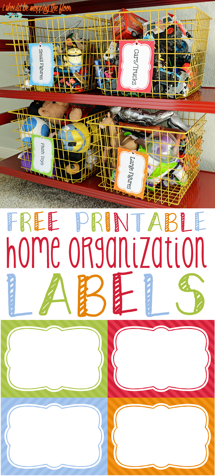 Free Printable Home Organization Labels Storage Labels Printable Organizing Labels Labels Printables Free