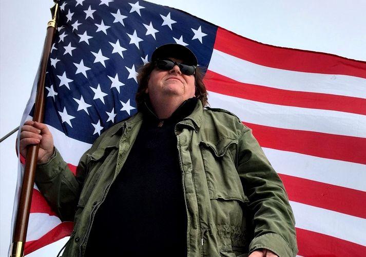 Crítica | Qué invadimos ahora?  Cine USA 2016 Críticas Documental Michael Moore
