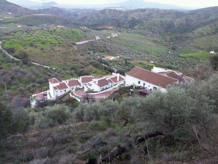 Haciënda is een uitgestrekt landgoed dat Spanjaarden in bezit kregen in ruil voor belastingen.