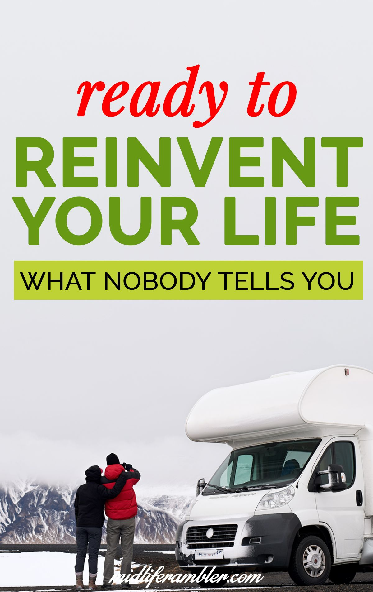 Over 40 And Ready To Reinvent Your Life Here S What