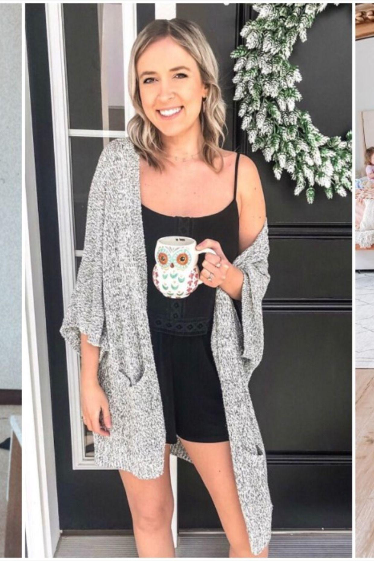 أفكار ملابس مريحة يمكن ارتدائها في المنزل بدلا من البيجامات Shirt Dress Fashion Tshirt Dress