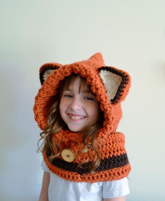 Fox Hat by MegansMenagerie