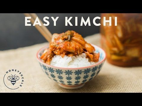 The top 14 south korean foods to try kimchi recipe kimchi and easy korean food recipes forumfinder Image collections