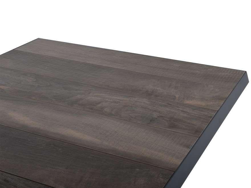 Ausziehtisch Toskana Ii 200 270x100cm Aluminium Keramik Gartentisch Aluminium Ausziehtisch Aluminium