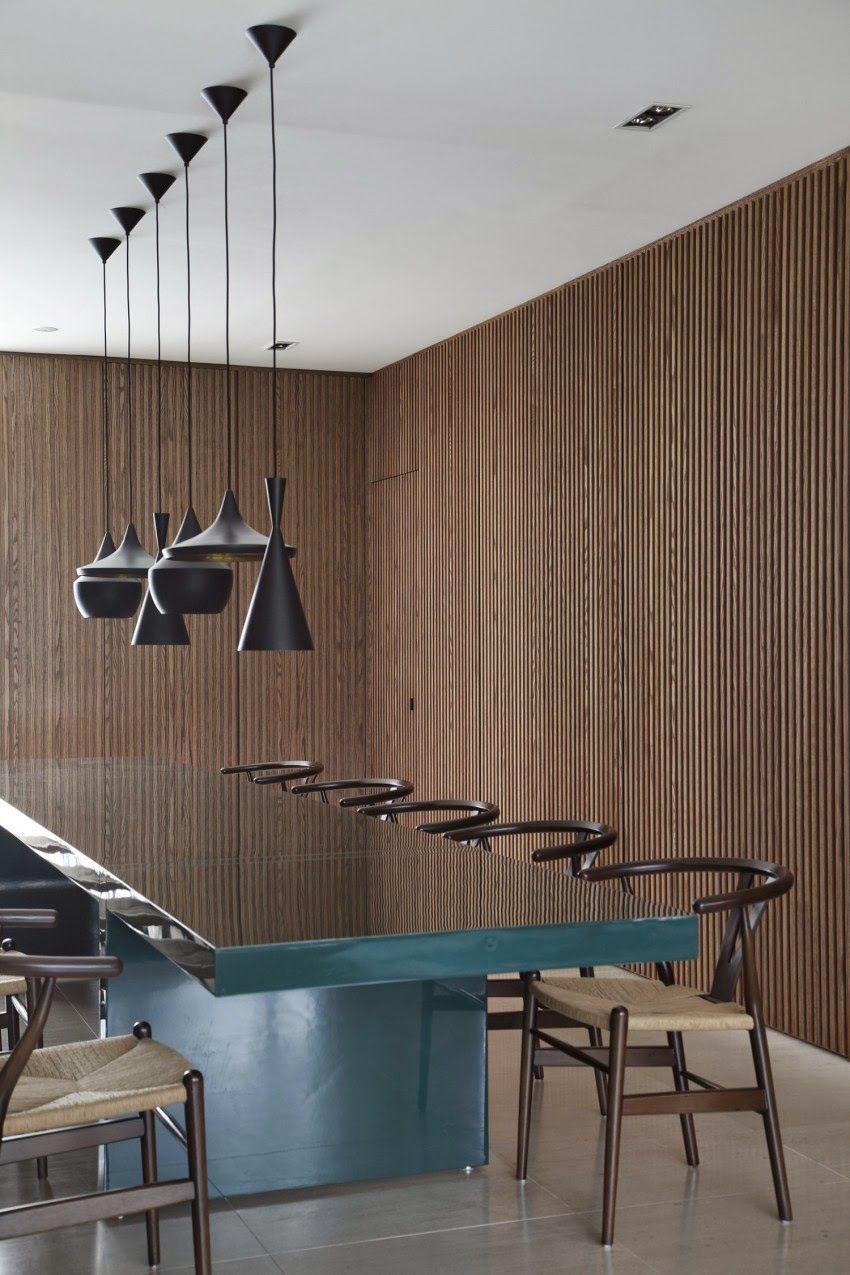 A home in brazil guilherme torres for dinning pinterest