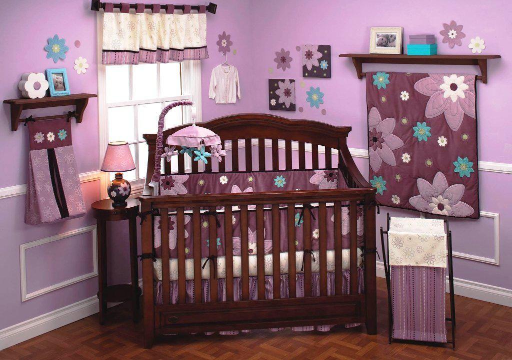 Baby Girl Themes For Nursery U2014 All In One Nursery Ideas | Little .