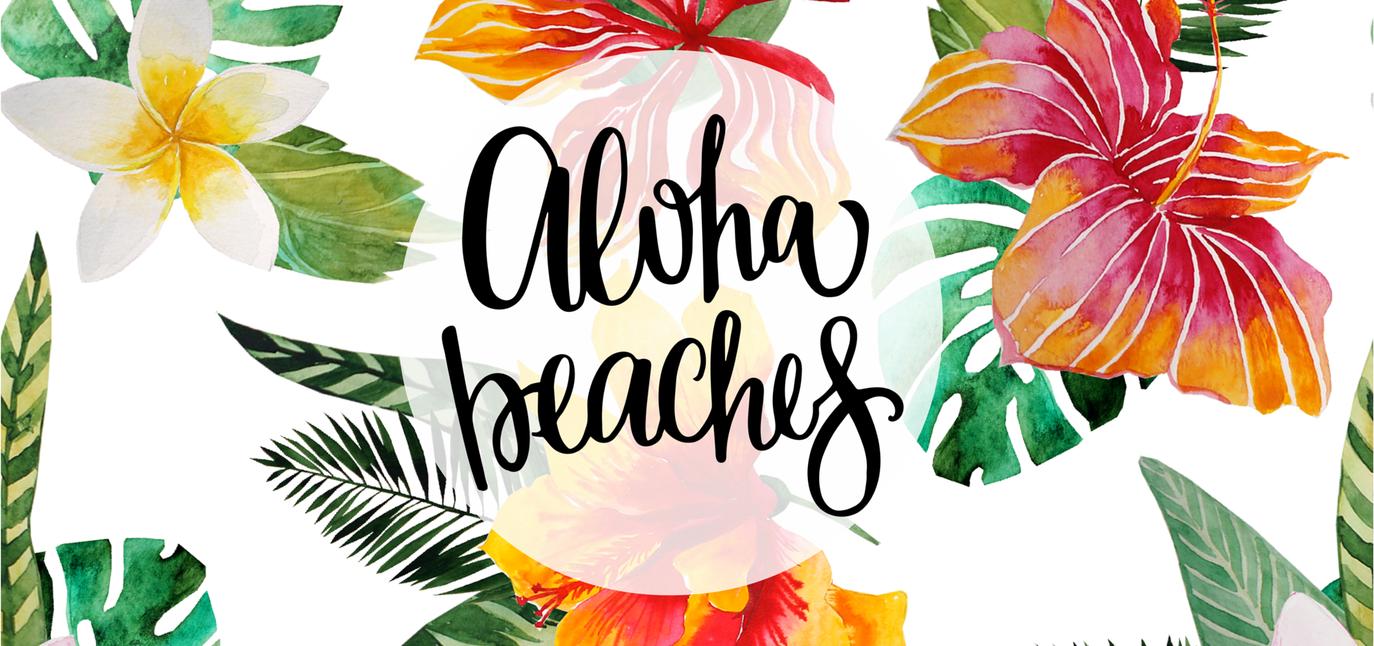 Aloha Beaches Laptop Wallpaper Beach Wallpaper Wallpaper