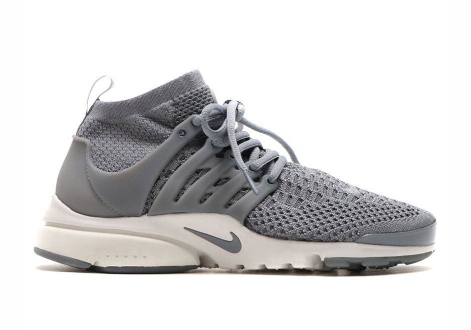 brand new a4eec fcfee A New Cool Grey Nike Air Presto Ultra Flyknit Is On The Way