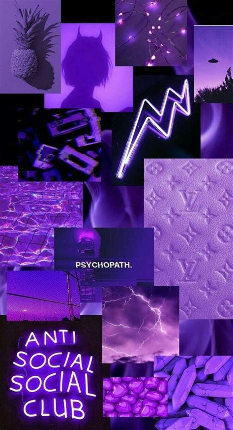 Purple Mor | Iphone Wallpaper Tumblr Aesthetic, Pu