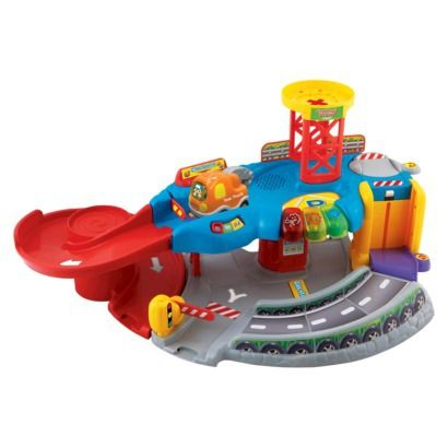 Vtech Go Go Smart Wheels Garage This Is On Display At