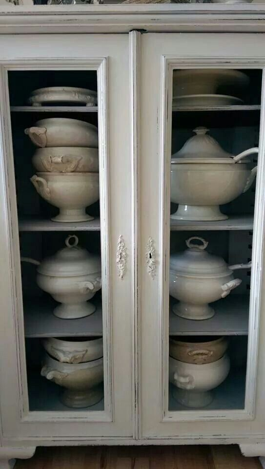 The simplicity, durability, and variety of styles makes antique ironstone one of the most sought after collectibles. Who can resist it's ...