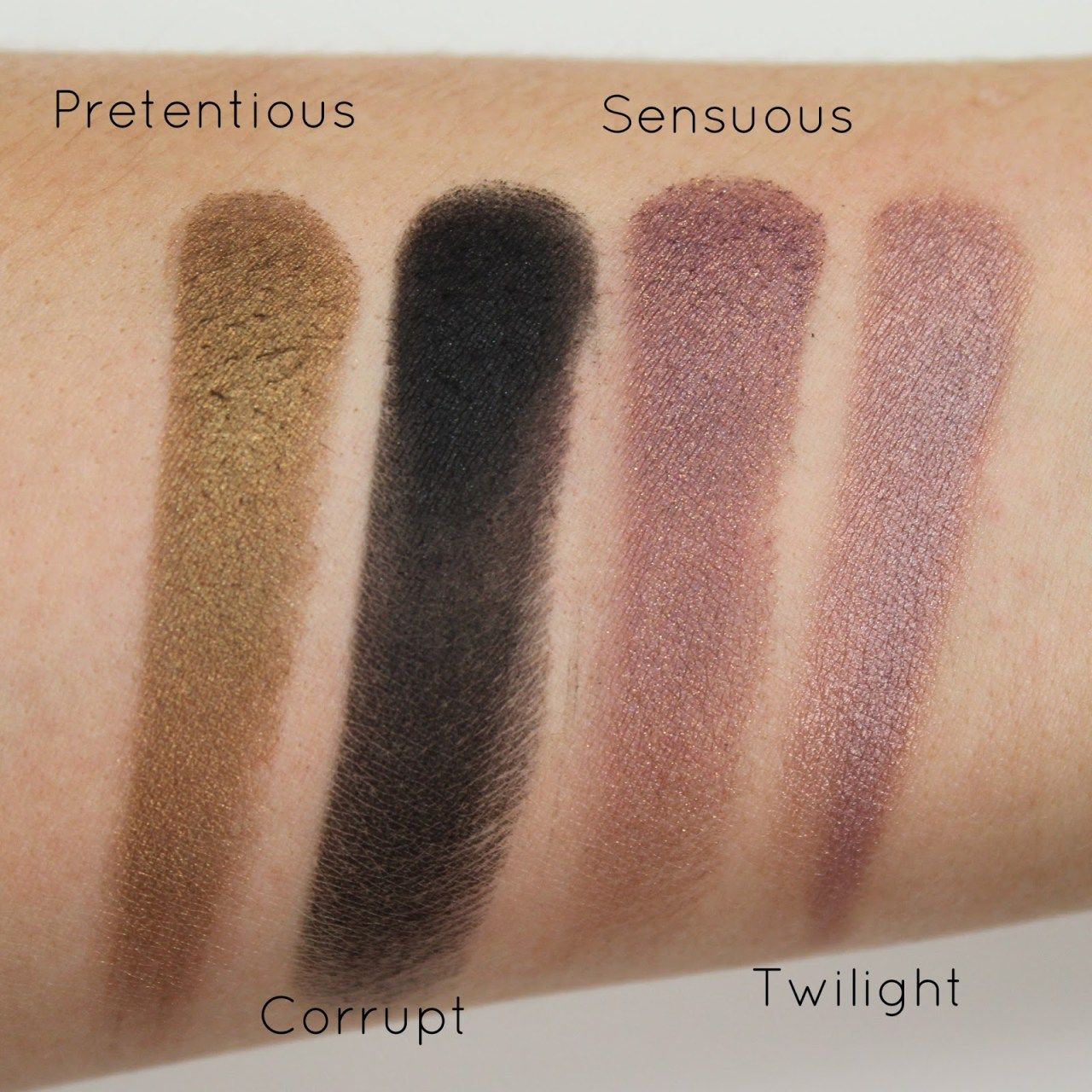 Review & Swatches Makeup Geek Ultimate Eyeshadow Palette