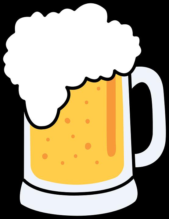 Imagem gratis no Pixabay - Cerveja, Espuma, Vidro, Caneca | Caneca ...