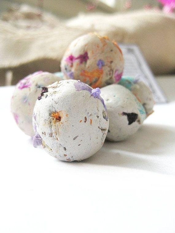 fleur fleurs graines semences bombes par renaissancebotanical seed bomb pinterest. Black Bedroom Furniture Sets. Home Design Ideas