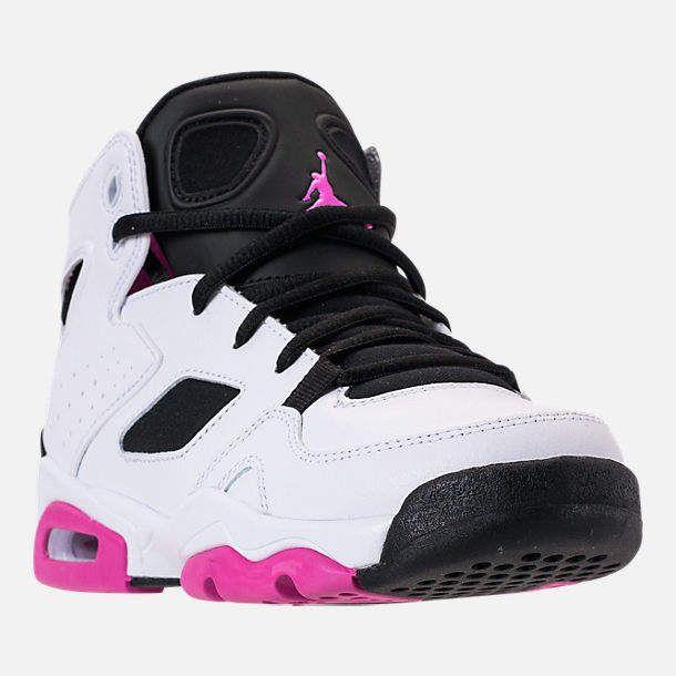 huge discount d8646 e920d Nike Girls' Grade School Air Jordan Flight Club '91 (3.5y ...