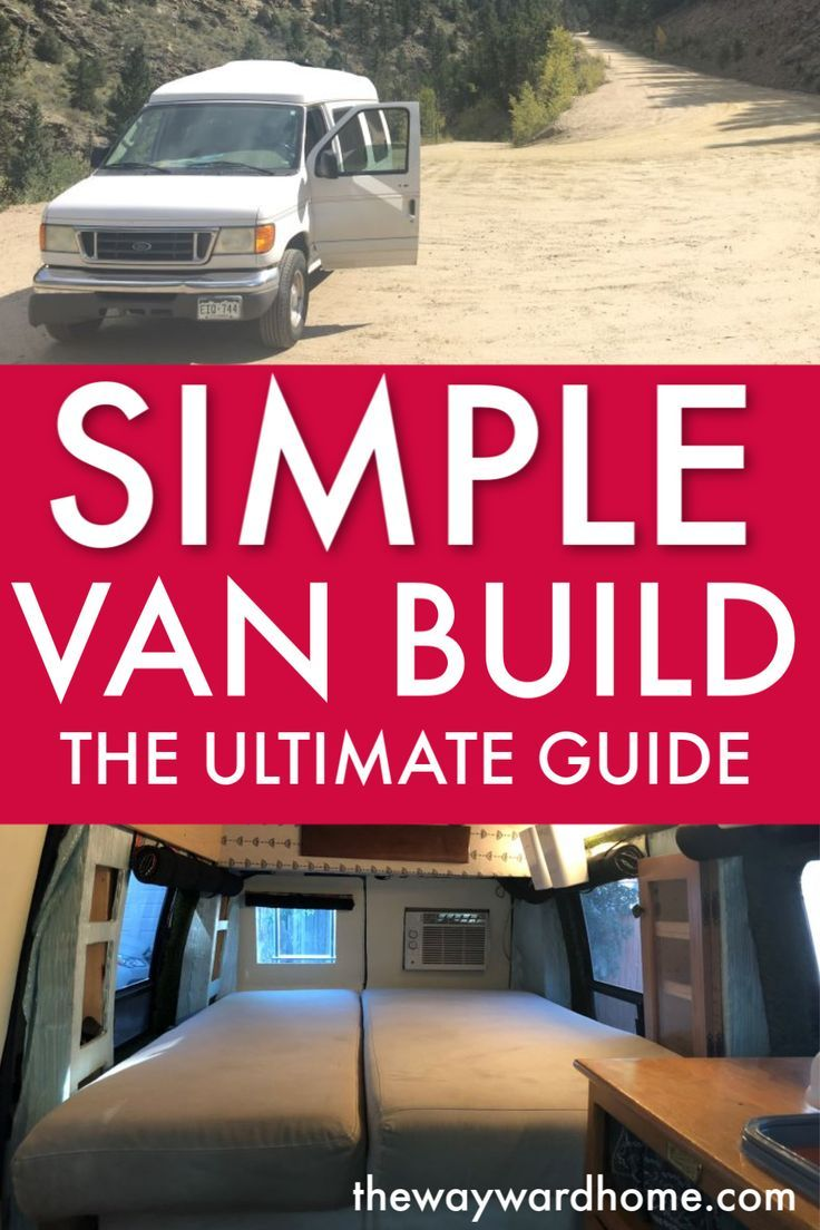 Photo of How we built a cheap DIY campervan conversion