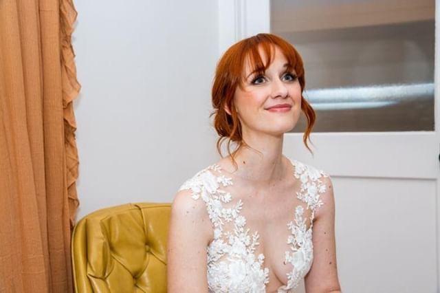 Photo of Kändisbröllop i Los Angeles i Daalarna Dress | Hemliga berättelser