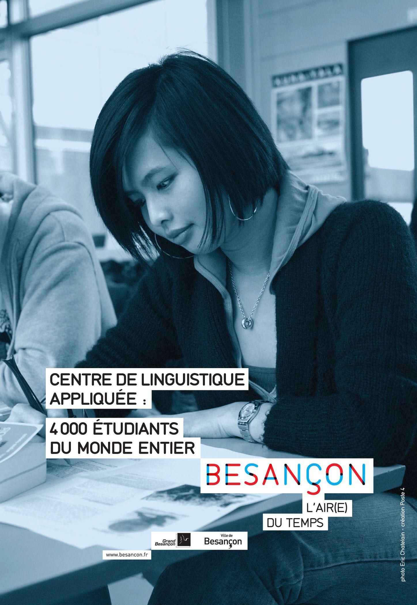 Besancon 4 000 Etudiants Du Monde Entier Etudiant Le Monde Public