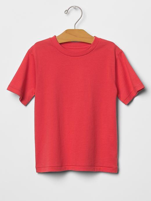 GAP Boy Tee Crew V-neck Short sleeve Cotton Blue Red Yellow Grey White 3T 4T 5T