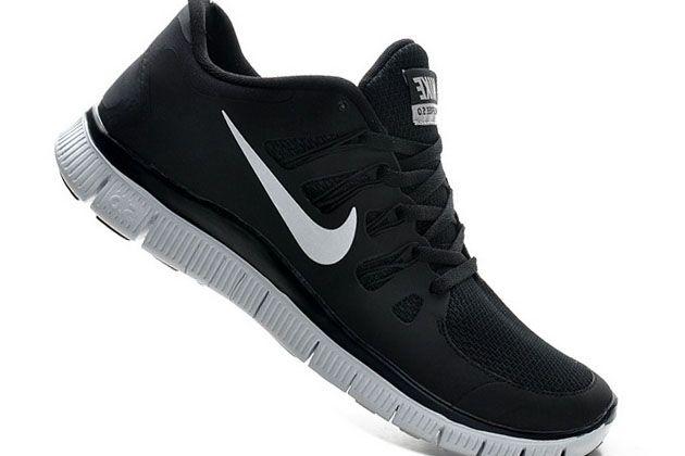 vue gros rabais Nike Chaussures Ruban Coutil Noir Et Blanc livraison rapide wkV0ET6j