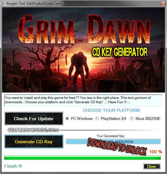 grim dawn download free