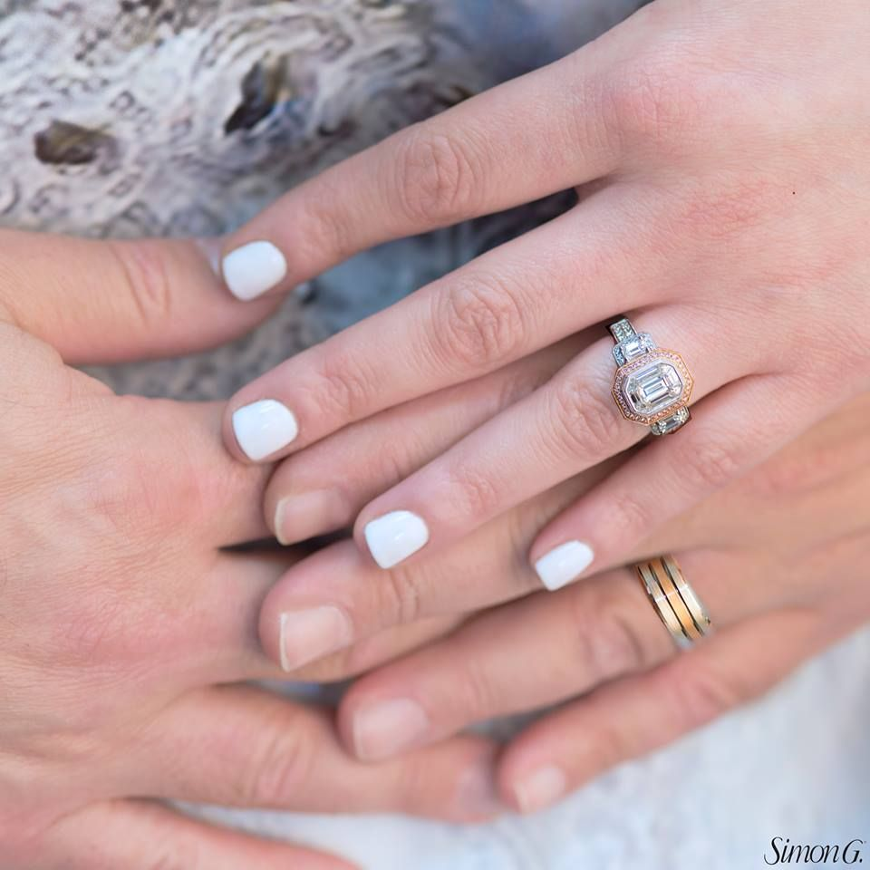 Shop Simon G. for His & Her Wedding Rings! Stop by our South Hills ...
