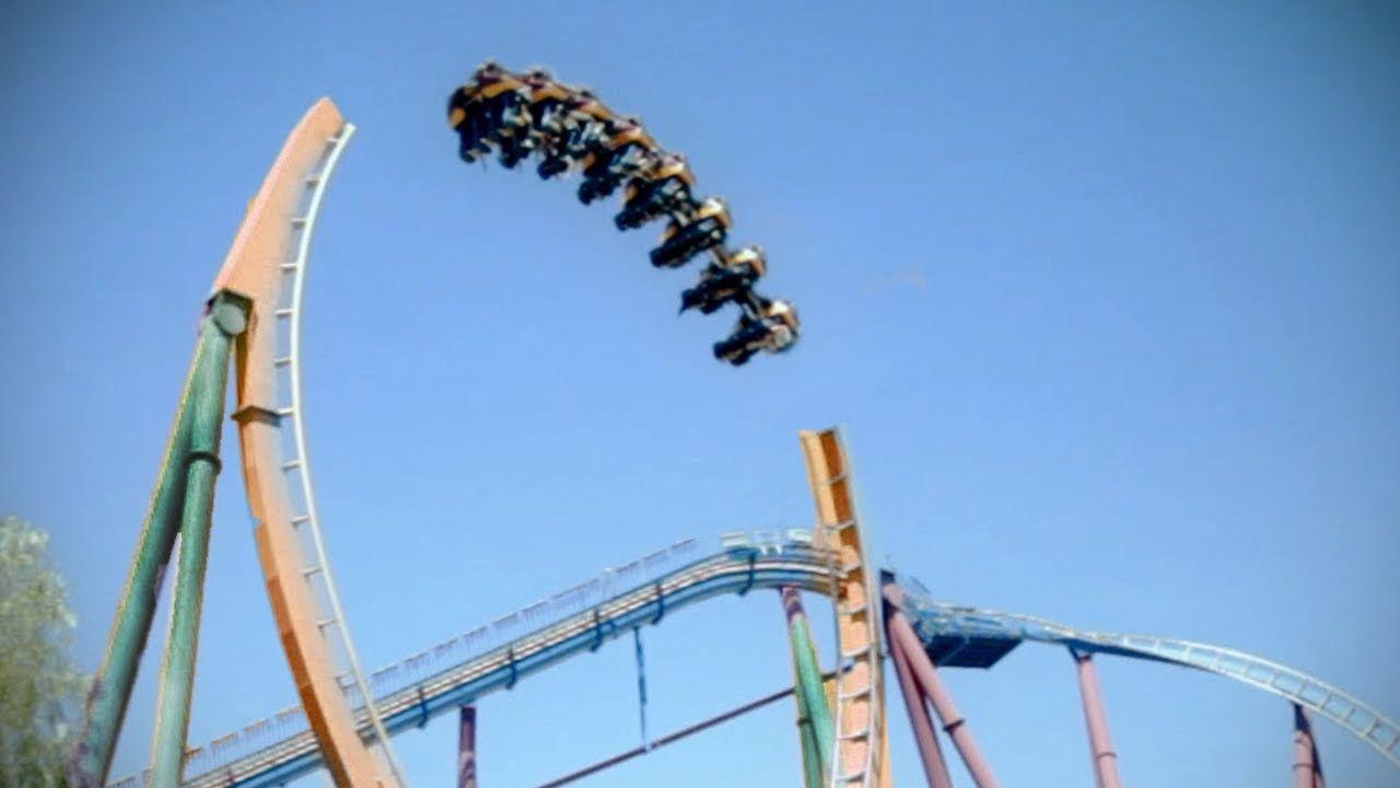 Scariest Disney Top Ten World Roller Coasters
