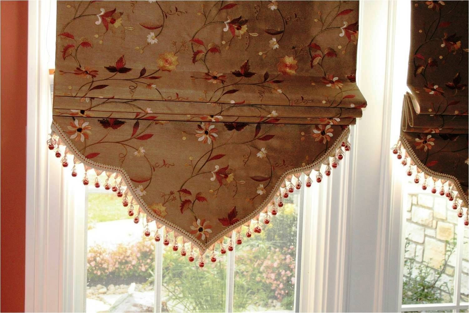 Kitchen Window Treatments Farmhouse Cafe Curtains