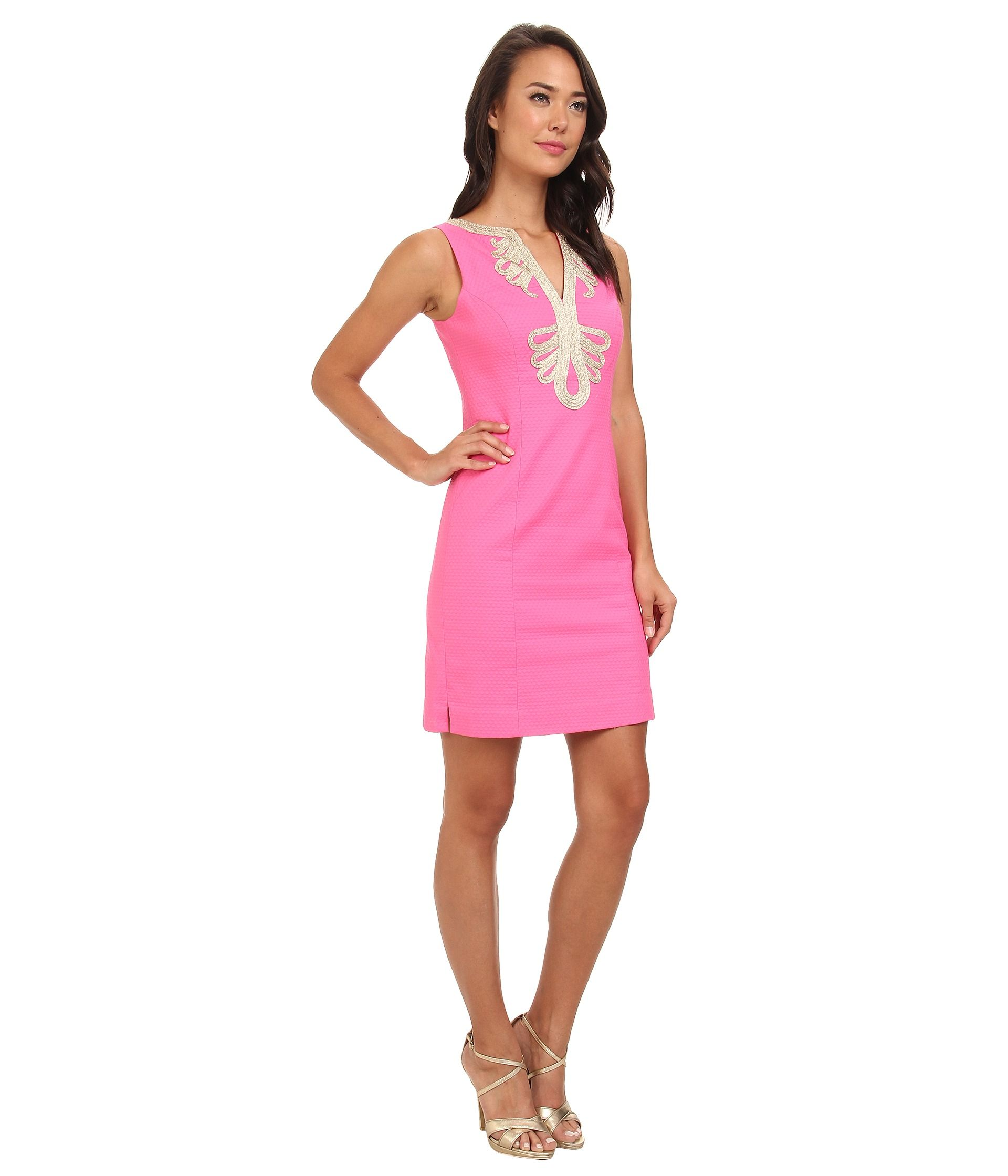 7d14c7aa45b9 Solid Pink Janice - Size 0 Holiday Parties