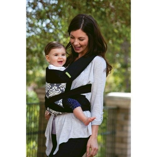 51e0b5a5be0 Infantino Sash Mei Tai 3 Position Baby Carrier