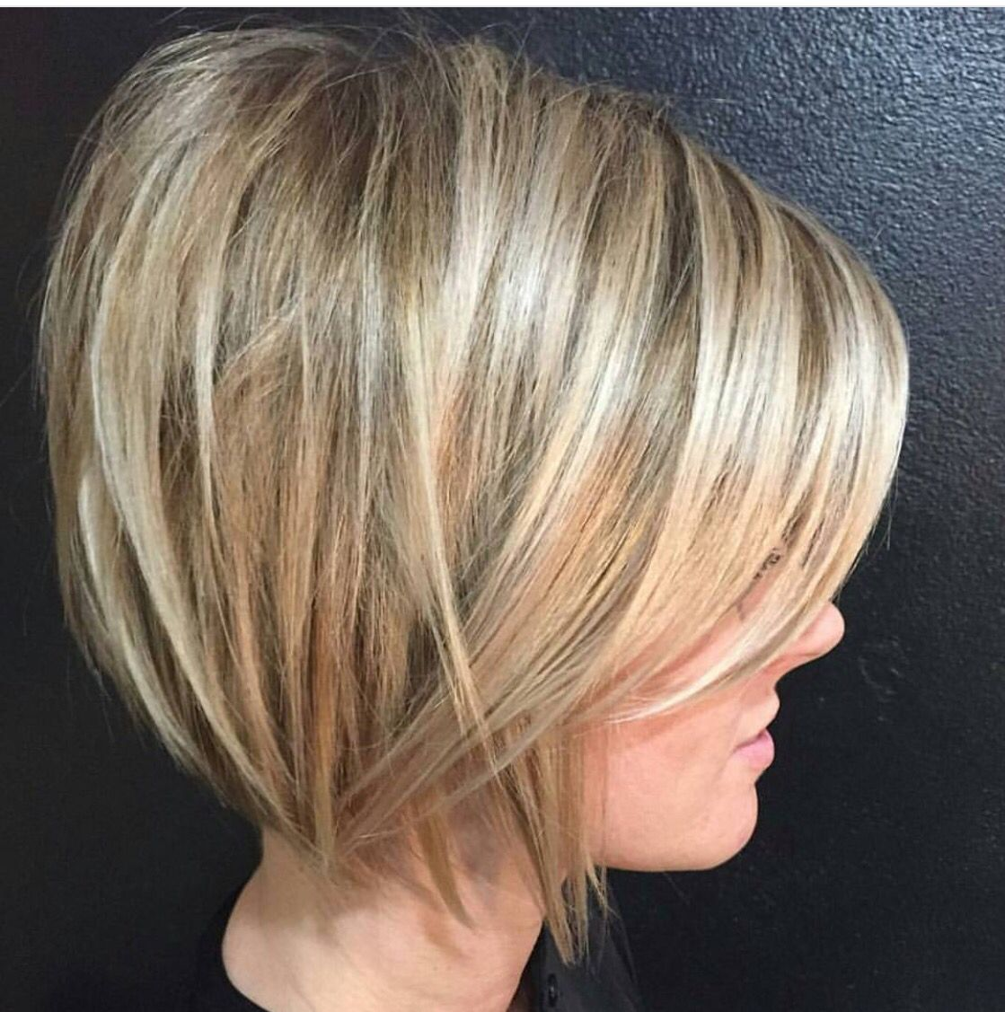 In love with this cut kapsel pinterest hair style haircuts