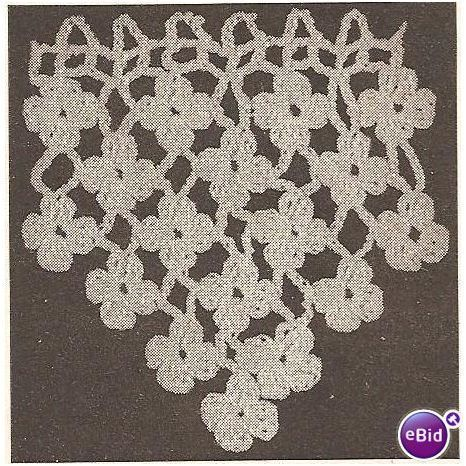 Crochet Edge Pattern Forget Me Not Edge Forget Crochet And Patterns