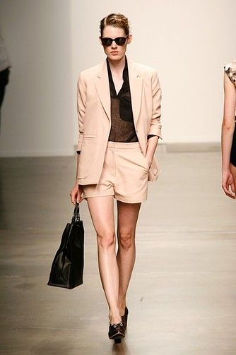 Rachel Comey Spring 2013   The new business suit. PattyonSite™