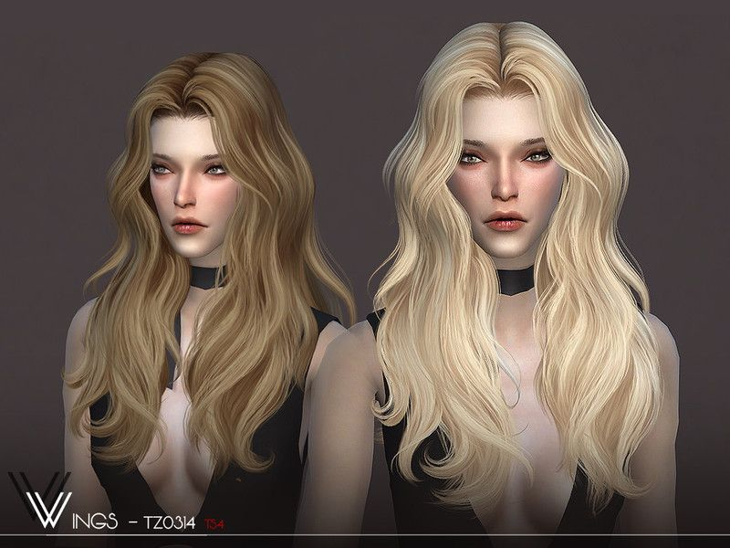 sims resource wings tz hair sims  hairs sims